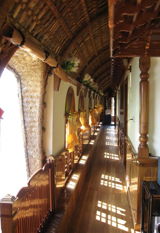 Inde - Kerala - Houseboat inside - Voyages Personnalisés