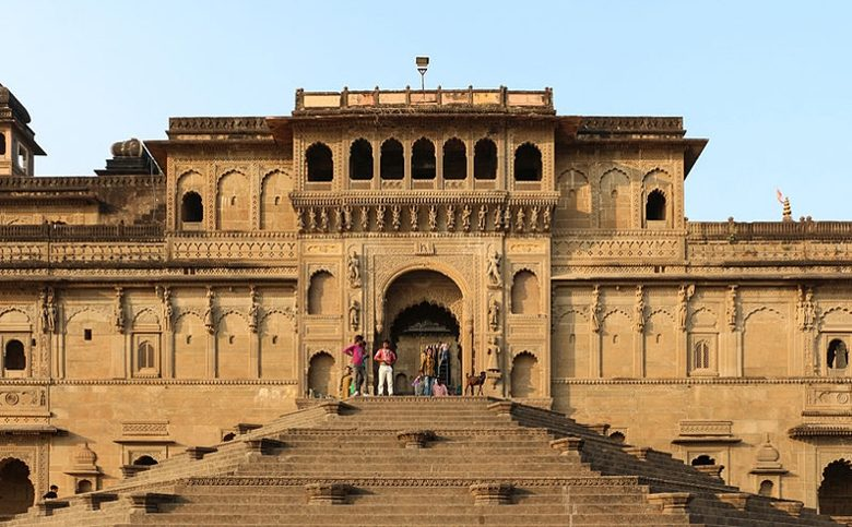 Maheshwar Fort - Madhya Pradesh - by Bernard Gagnon