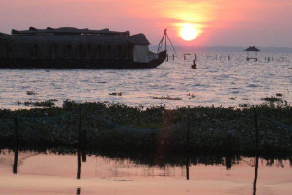Inde - Kerala - Sunset - Voyages Personnalisés
