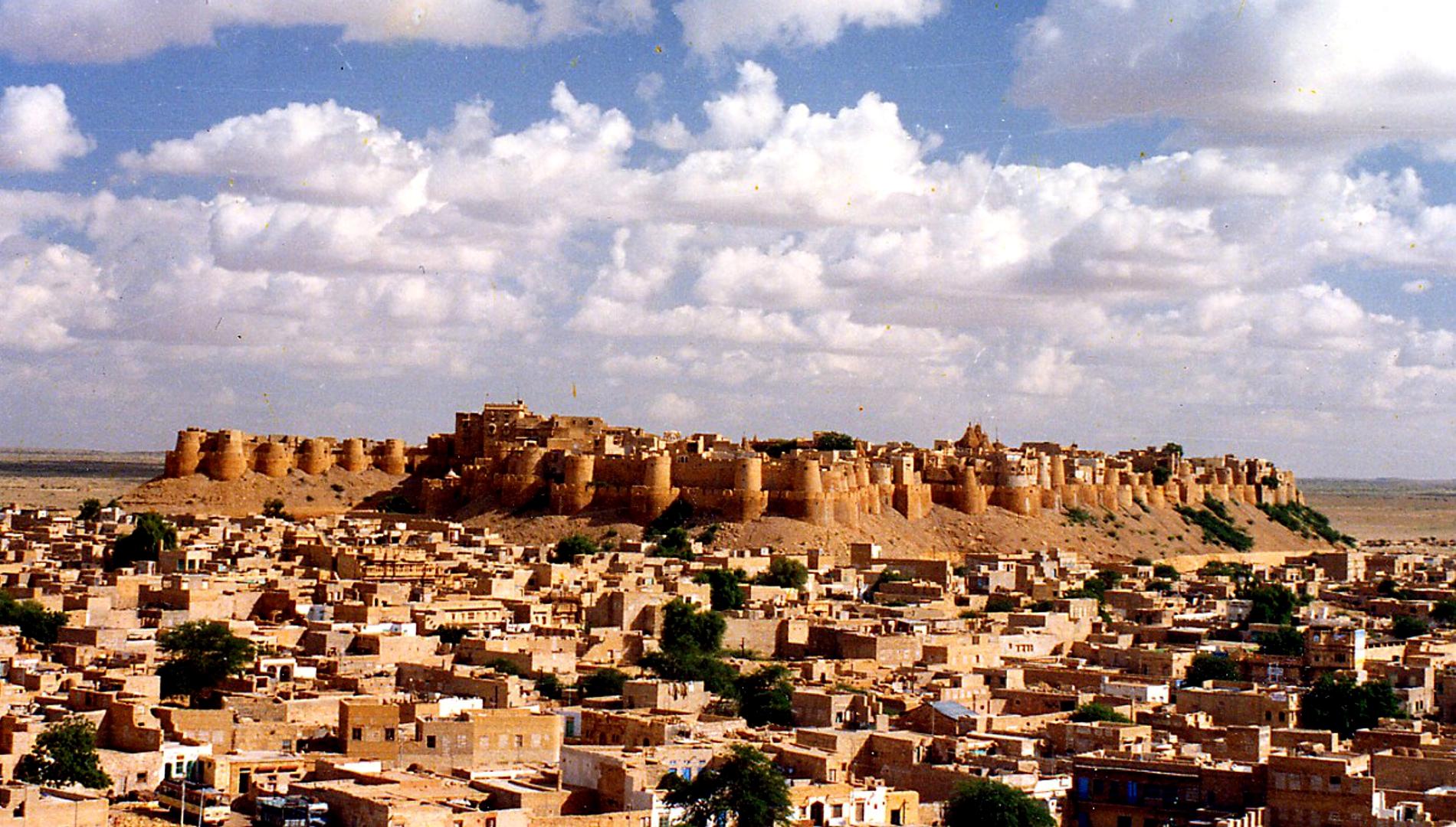 VP - Rajasthan - Jaisalmer 1920 x 1080