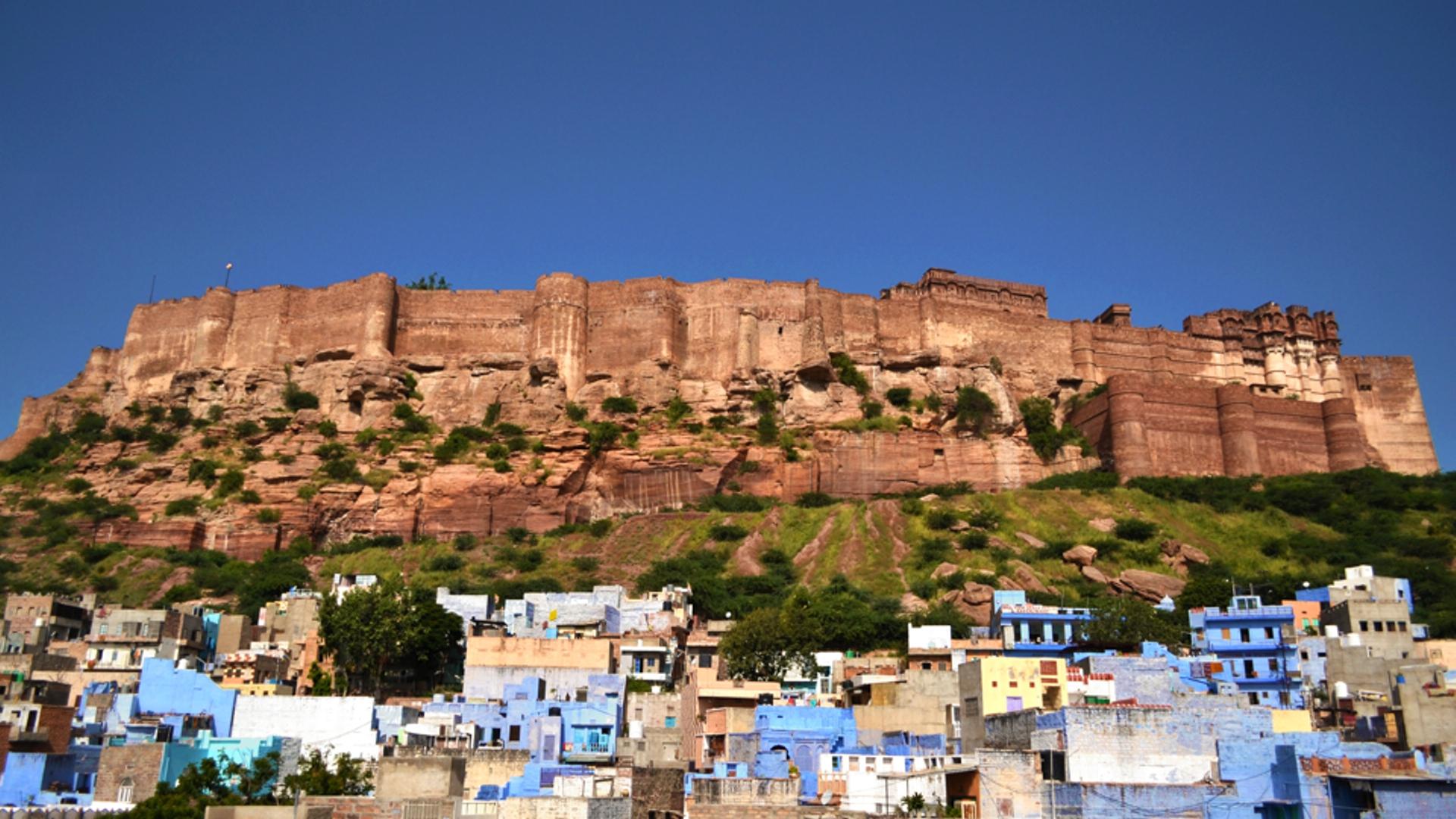 India - Meherangarh Jodhpur - Voyages personnalisés